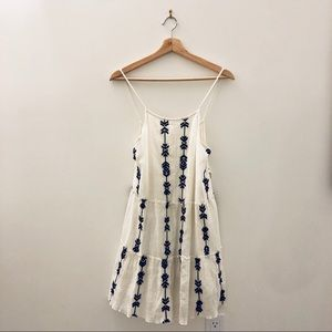 ZARA Trafaluc Pattern Dress